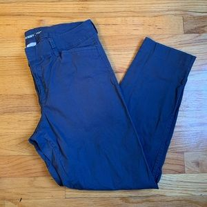 Old Navy Pixie Chino Pants